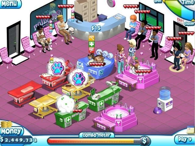 Descarga juego Paradise Pet Salon