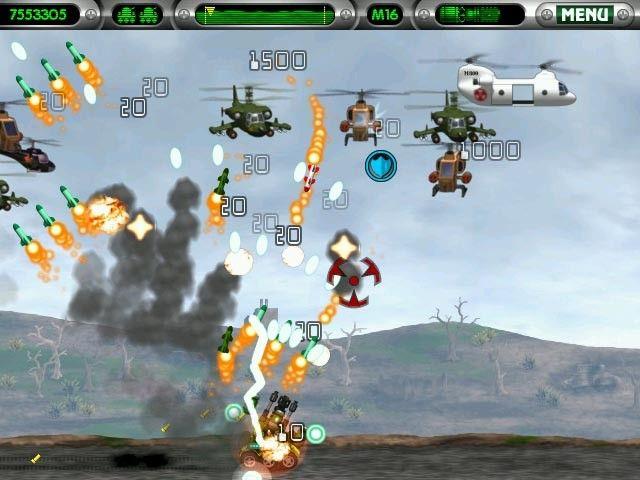 Descarga juego Heavy Weapon