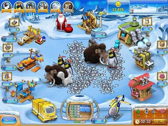Farm Frenzy 3: La era del hielo