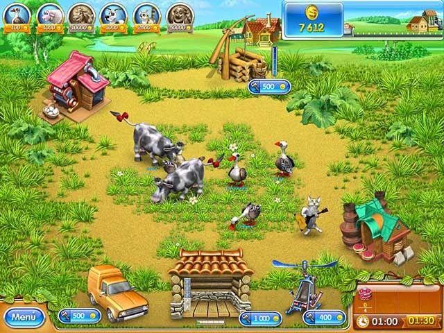 Farm Frenzy 3: La ruleta rusa