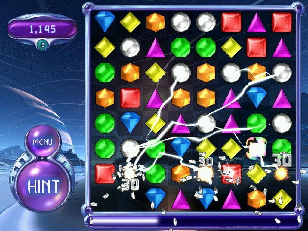 Descarga juego Bejeweled 2