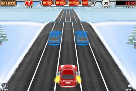 Super Rocket Racer