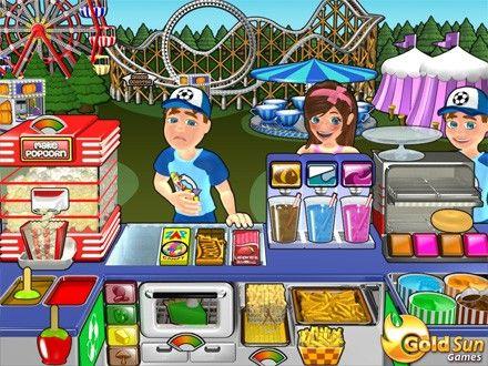 Snacktime! Theme Park