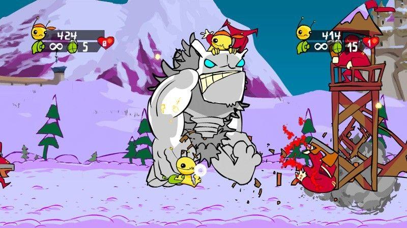 Descargar juego Alien Hominid