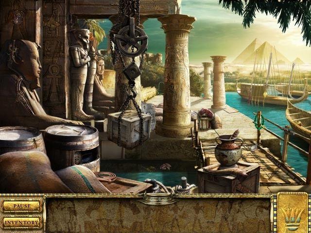 Romancing Seven Wonders: Great Pyramids