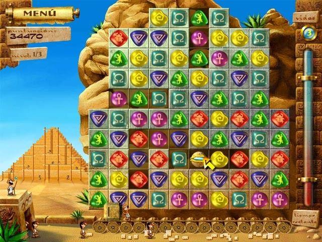 7 Wonders: Treasure of Seven, en español