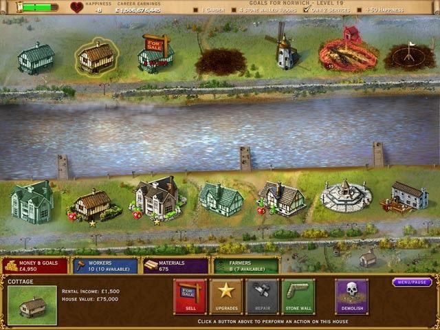 Built-a-lot: The Elizabethan era