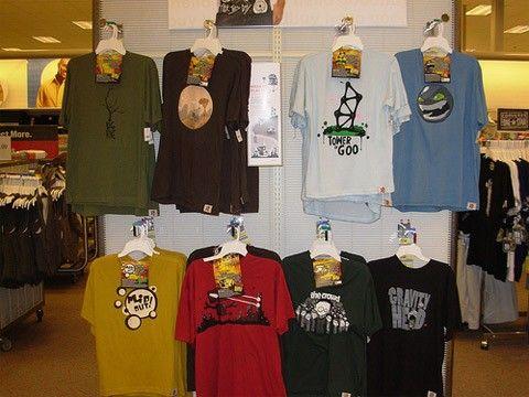 Camisetas de juegos indie