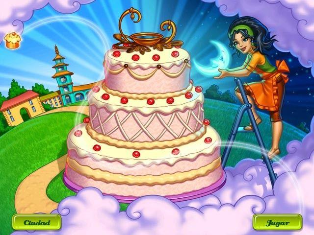 Cake Mania: Main Street, ahora en español