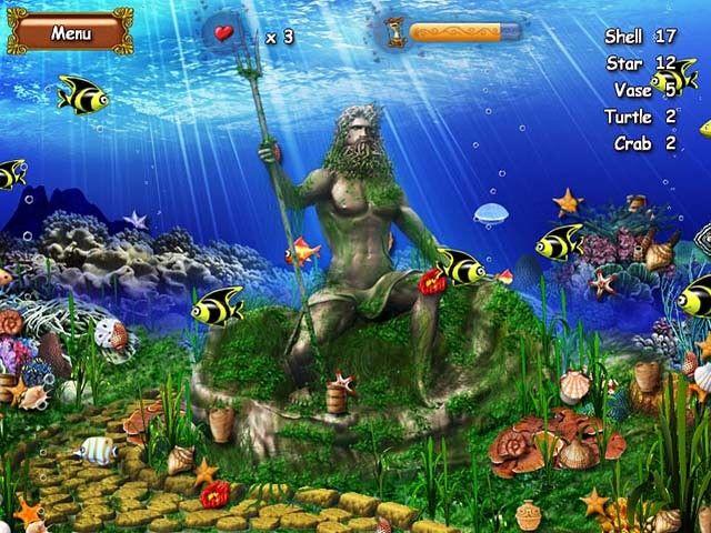 Hidden Wonders of the Depths 3: Atlantis Adventures