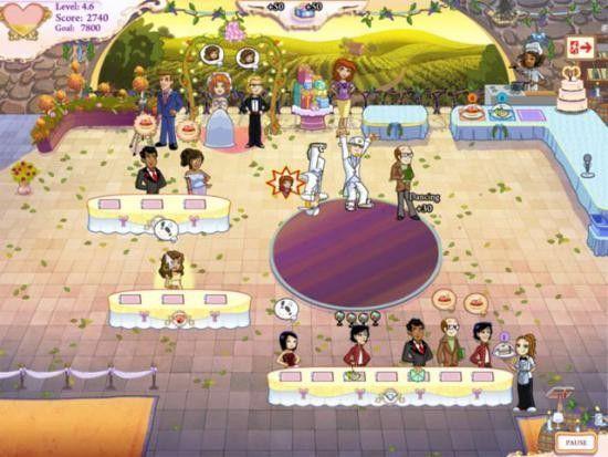 Wedding Dash 4 - Ever en español
