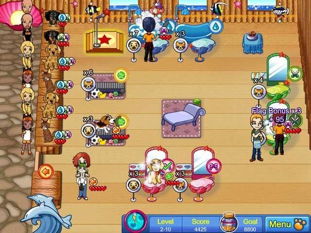 Imagen juego Doggie Dash