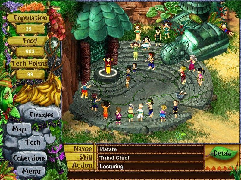 Descargar juego Virtual Villagers 3: Secret City