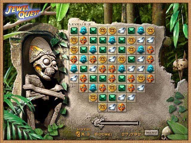 Jewel Quest Heritage Juegos Indie