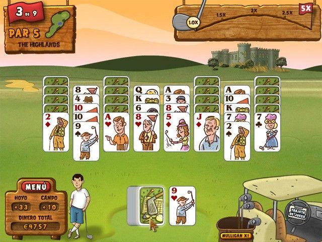 Juegos de cartas en español