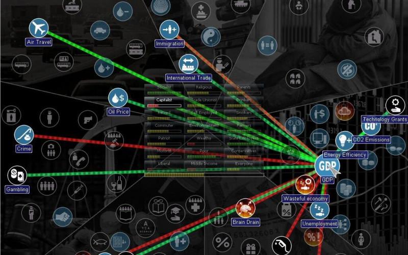 Democracy 2, vuelve el juego de simulación política por excelencia