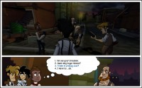 Juego Penny Arcade Adventures: On the Rain-Slick Precipice of Darkness