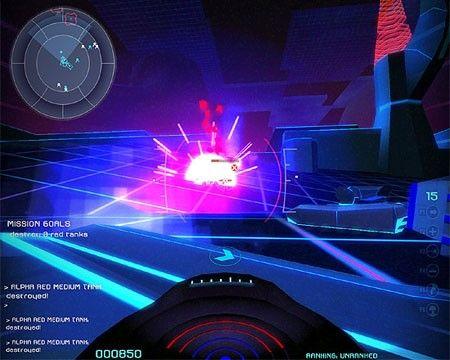 Tank Universal, batallando dentro de un ordenador