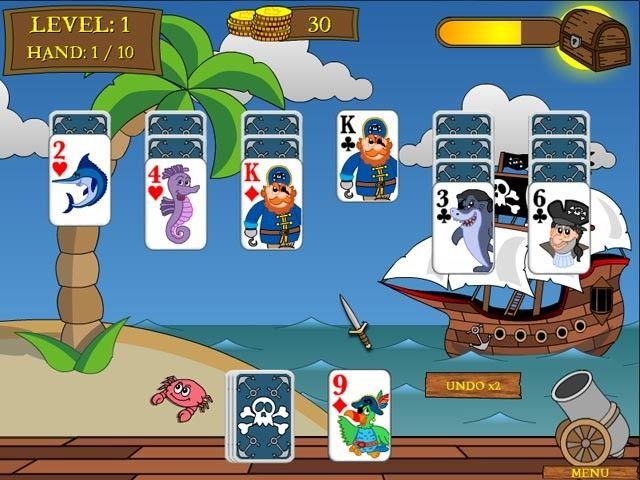 Pirate Solitarie