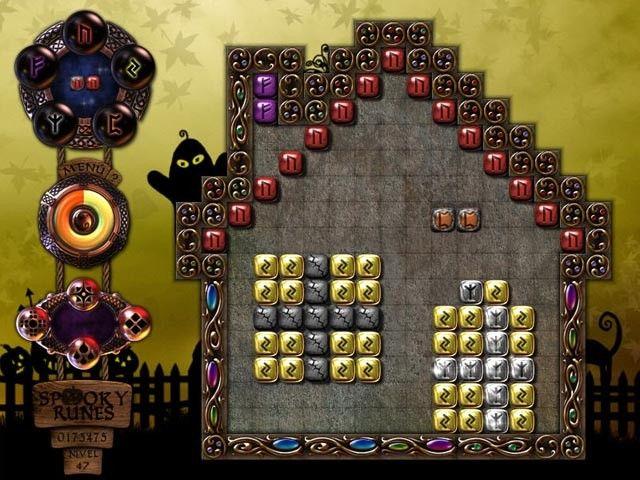 Spooky Runes: Runas de Avalón