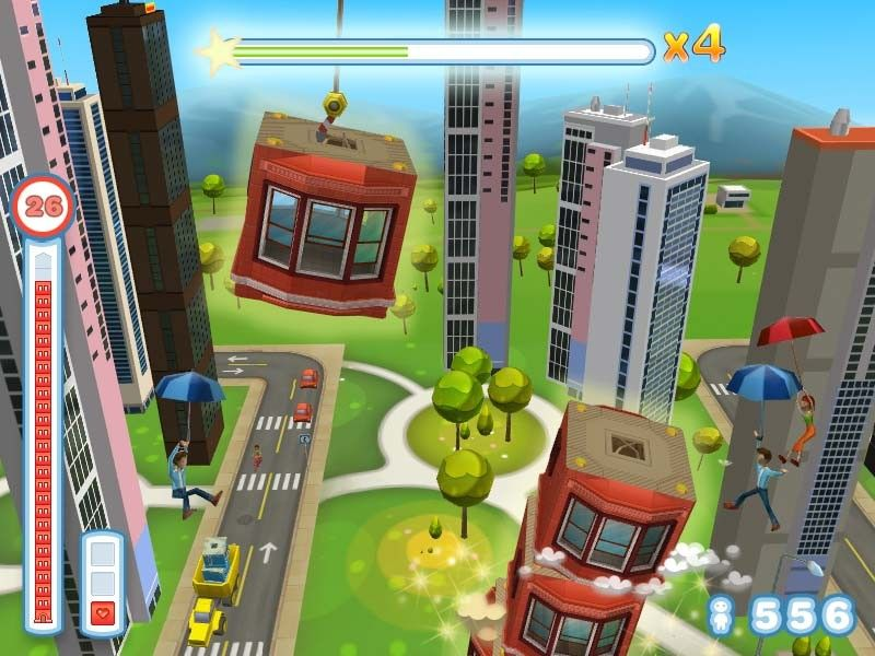 Imagen juego Tower Bloxx Deluxe
