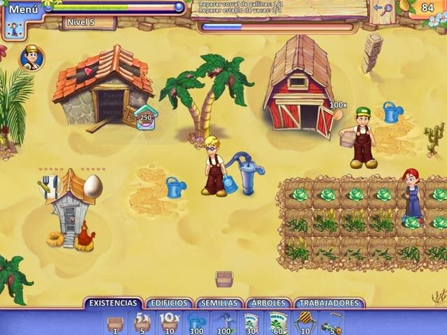 Farm Craft 2 en español