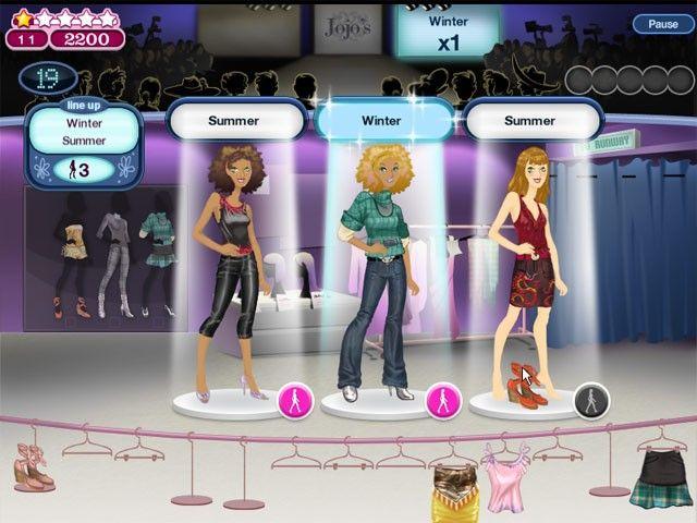 Imagen juego Jojo's Fashion Show